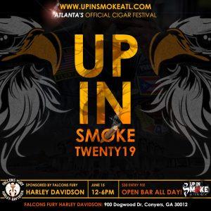 Up In Smoke Twenty 19 @ Falcons Fury Harley Davidson